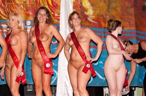 Contestants Clear The Erotic Competition While