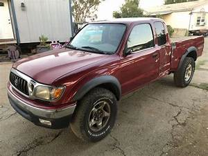 2003 Toyota Tacoma 4x4   Manual 5 Speed   6 Cylinder  Read