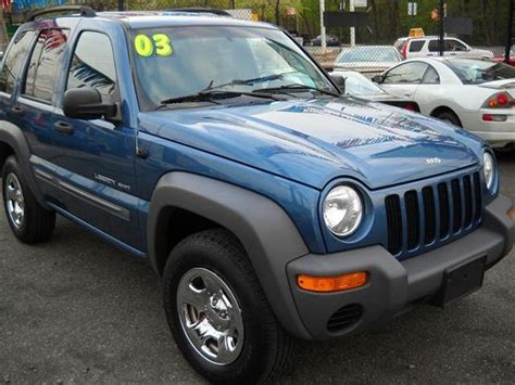 jeep liberty sport  details buy  jeep