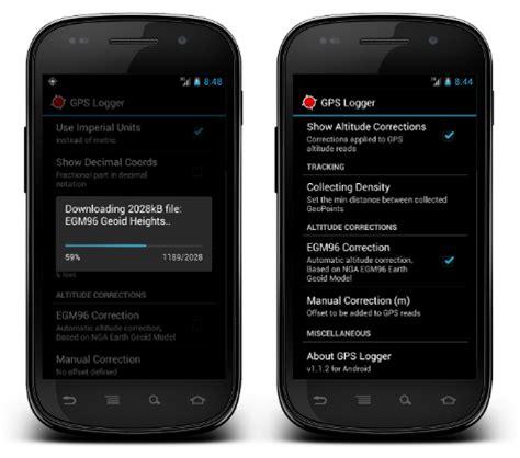 gps logger for android gps logger for android