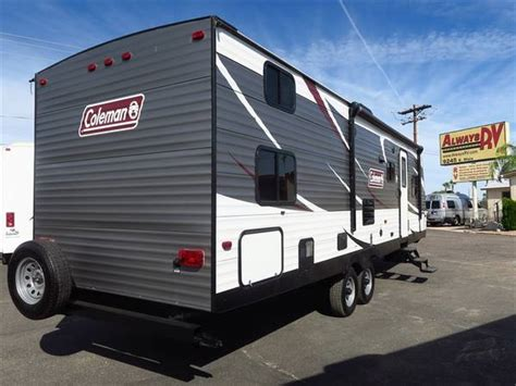 keystone coleman qb  bedrm bunk house trailer  az  mesa rv rvs  sale