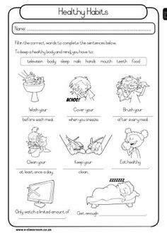 worksheet  good manners  grade   schematic