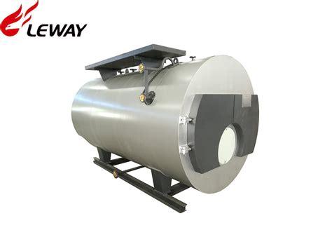 Thermal Efficiency 95% Gas Fired Hot Water Boiler 194