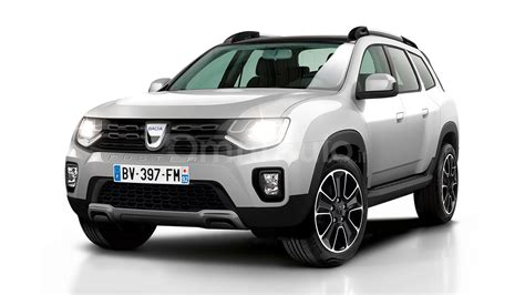 renault duster 2017 dacia duster gets rendered