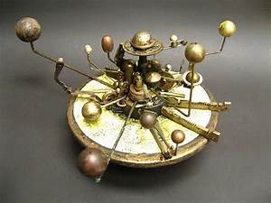 Orrery Video - a photo on Flickriver
