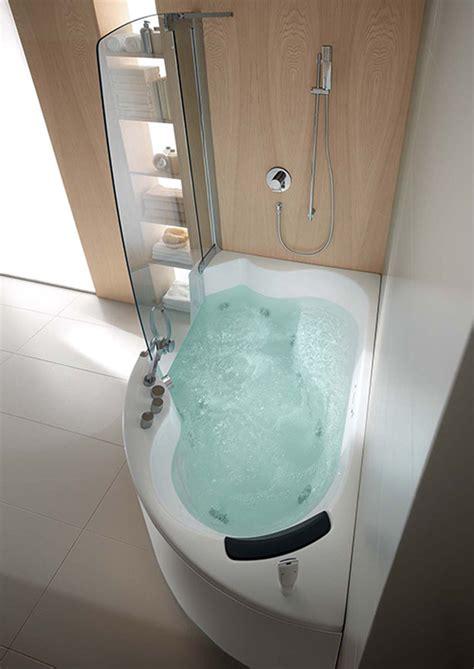 bathroom tubs and showers ideas ideas beautiful corner bathtub design ideas for small