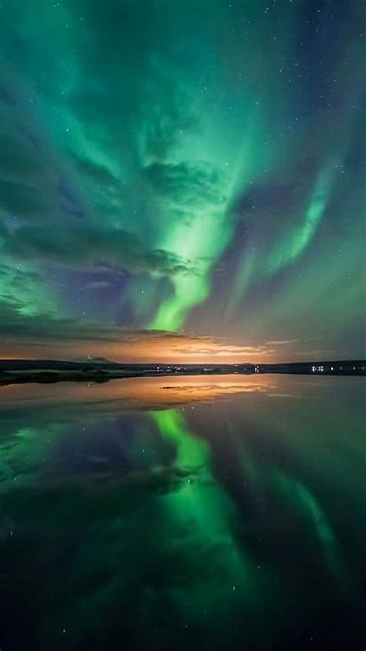 Aurora Background Iphone Wallpapers Resolution 1080 Phone