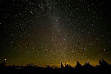 orionids meteor shower october