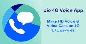 jio voice call apps for pc and android how to use in 3g details