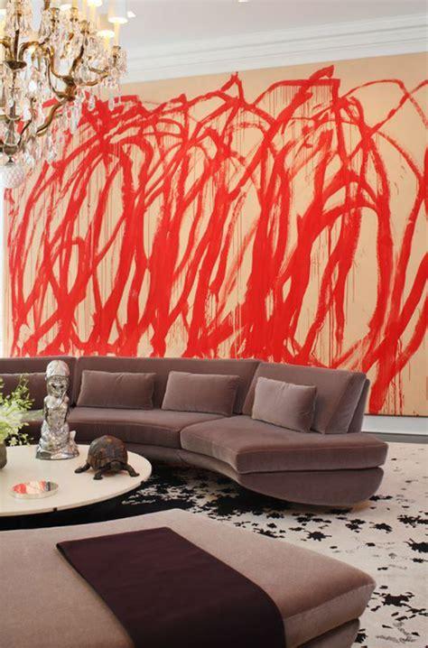 cool graffiti wall interior ideas house design  decor