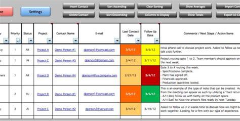 customer management excel template spreadsheet templates