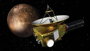 "NASA spacecraft ""New Horizons"" reaches Pluto"