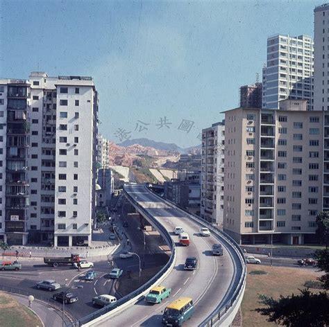 1966 Princess magaret Road flyover.   History of hong kong ...