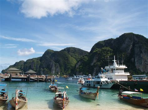 Phi Phi Islands Thailand Beautiful Places To Visit
