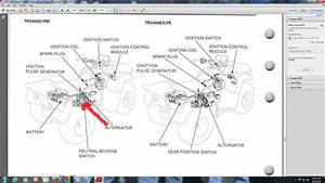 Honda Rubicon 500 Wiring Diagram