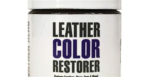 I transformed my sofa from different color to the color i wanted!. Leather Hero Leather Color Restorer & Applicator- Repair ...