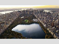 New York Central Park The Natural Hub In The City World