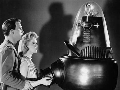 leslie nielsen space movie forbidden planet review classic science fiction movie