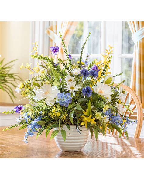 Magnolia, Larkspur & Daisy Silk Arrangement For Home Decor. Glamorous Home Decor. Decorative Clothes Rack. Beach Wedding Reception Decorations. Dining Room Table With Storage. Grey Dining Room Sets. Accent Rugs For Living Room. Cheap Living Room Tables. Apartment Sized Furniture Living Room