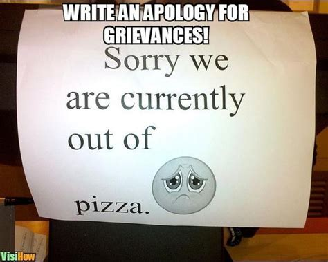 Apology Meme Write A Letter Of Apology Visihow