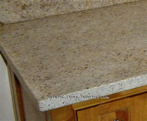 kashmir gold granite edges