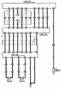 1997 Toyota Avalon Radio Wiring Diagram