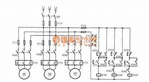Three Electromotors Sequence