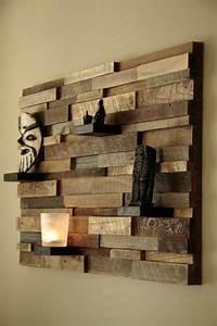 Holz Geschenke Selber Machen : originelle dekoration aus holzpalleten ~ Watch28wear.com Haus und Dekorationen