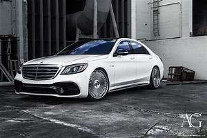 Mercedes S63 Amg : ag luxury wheels mercedes benz s63 amg forged wheels ~ Melissatoandfro.com Idées de Décoration