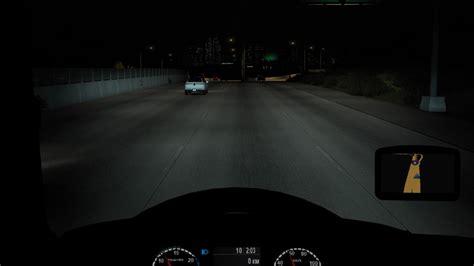 xenon lights tuning mod upd ets2 euro truck simulator stronger mods gamesmods july views modhub screenshots