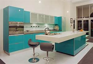 20 extravagant examples of colorful kitchens that will With kitchen colors with white cabinets with for this child we have prayed wall art