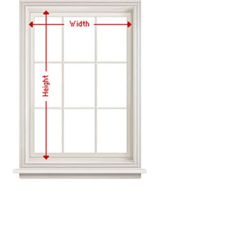 how to measure blinds shades