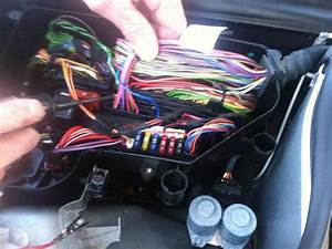 Clk430 Engine Wire Harness Fuse Not Hot