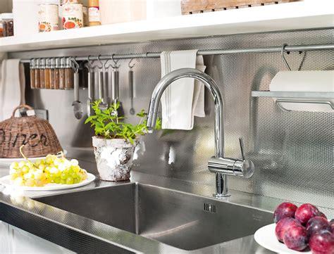 ideas  aprovechar el espacio en las cocinas pequenas