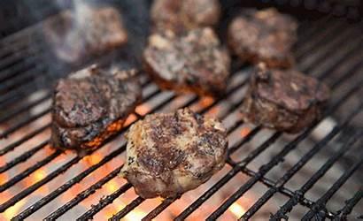 Lamb Chops Cooking Chop Pork Grilled Grilling