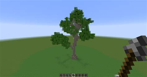 custom trees minecraft blog