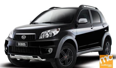 Daihatsu Terios by Comparison Daihatsu Terios 7 Seater 2015 Vs Ford