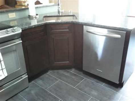 Remodel Corner Sink Cabinet — The Homy Design