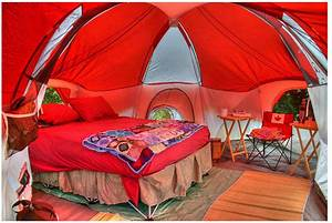I want to go Glamping!