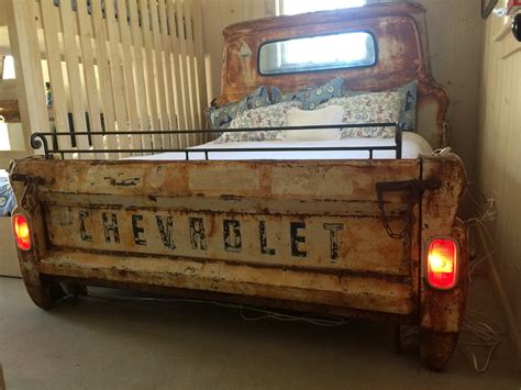 Cars Repurposed As Beds by A Truck Bed Goes From Garage To Guest Room Best Of My
