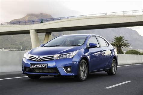 2014 Toyota Corolla Launched In Sa