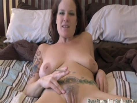 Shoot That Cum All Over My Hairy Cougar Pussy Free Porn