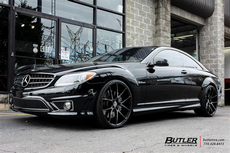 mercedes cl class   savini bm wheels exclusively