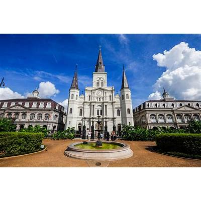 New Orleans - City in United States Sightseeing and