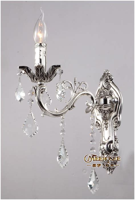 gold color crystal wall l gold wall sconces light