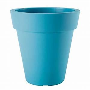 Cache Pot Bleu : cache pot bleu rio maisons du monde ~ Teatrodelosmanantiales.com Idées de Décoration