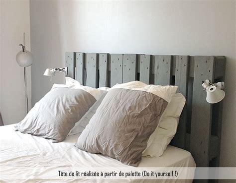 renover sa cuisine en bois tête de lit palette do it yourself diy décoration et