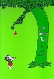 Booktopia - The Giving Tree by Silverstein, 9780060256654 ...