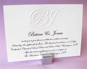 Elegant wedding invitation samples siudynet for Wedding invitation samples with pictures