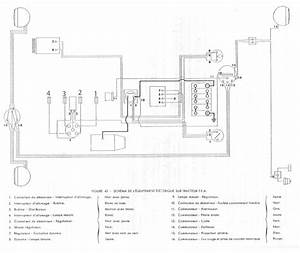 Ferguson Tea20 Tractor Wiring Electrical Diagram Binatanicom